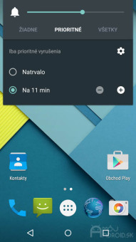 Android Lollipop priritny rezim-5