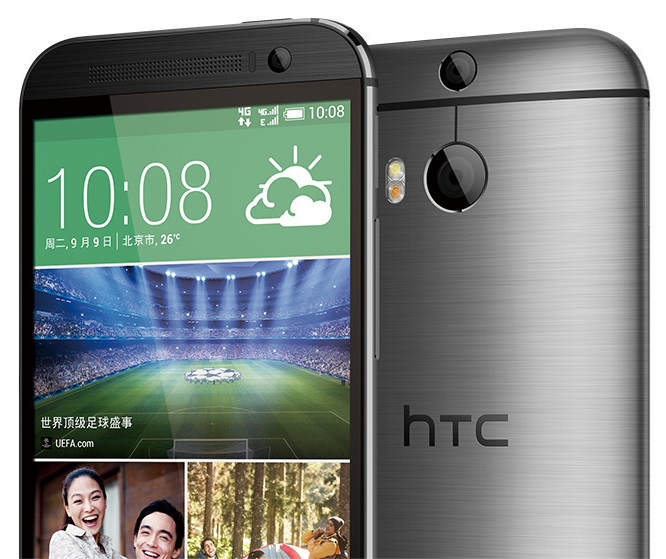 HTC One M8 Eye c