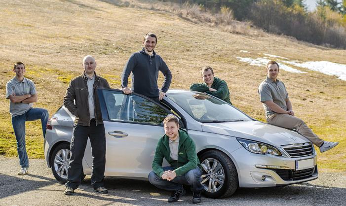 Redakcia pokope: Martin, Braňo, Fero, Michal, Ondrej a iMichal