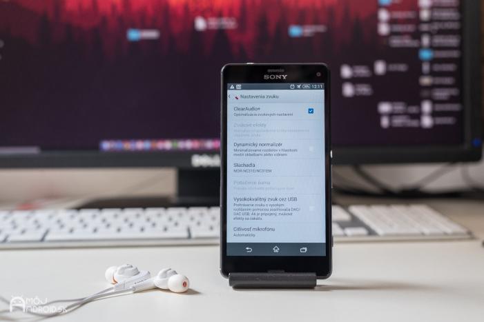 Recenzia Sony Xperia Z3 Compact