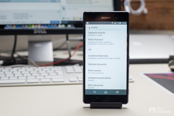 Sony Xperia Z3 screen-1