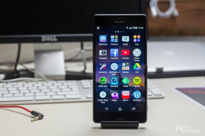 Sony Xperia Z3 screen-7
