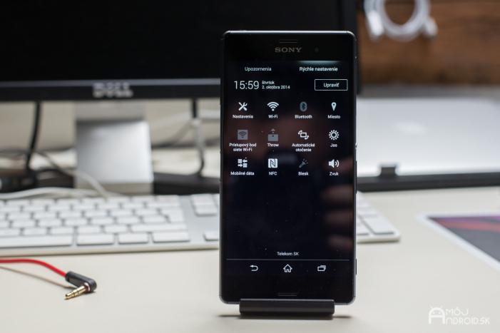 Sony Xperia Z3 screen-8
