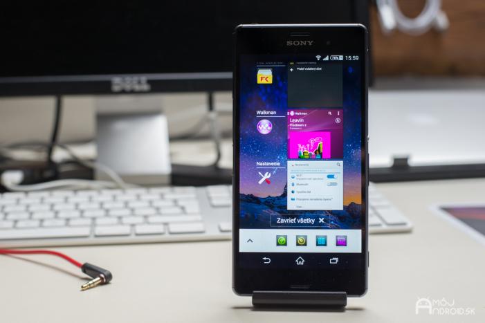 Sony Xperia Z3 screen-9