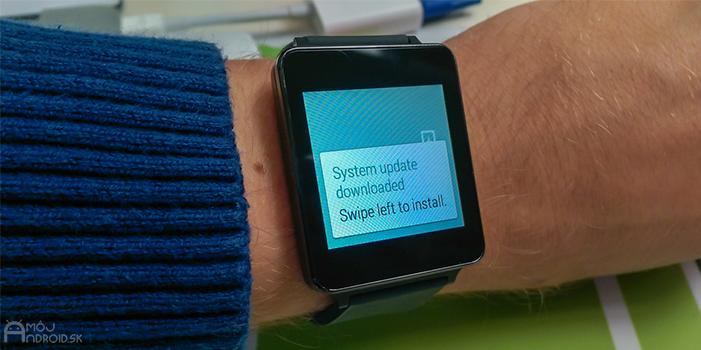 Android Wear po aktualizácii podporuje GPS a offline hudbu