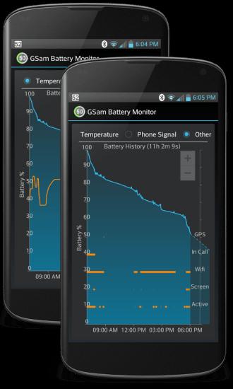 GSam Battery Monitor4