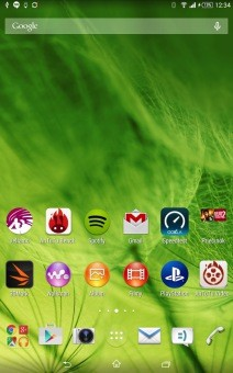 Sony Xperia Z3 tablet compact-screenshot-1
