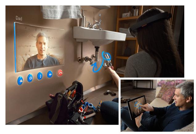 HoloLens_Microsoft