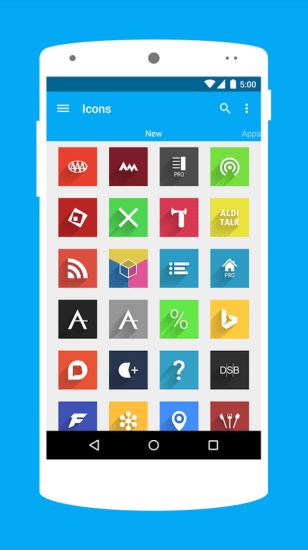 voxel ikony