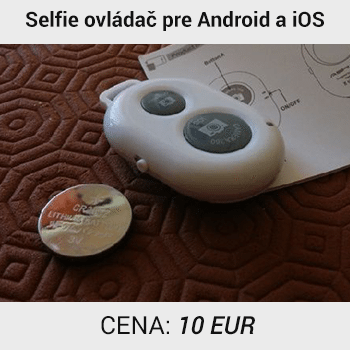 selfie-ovladac