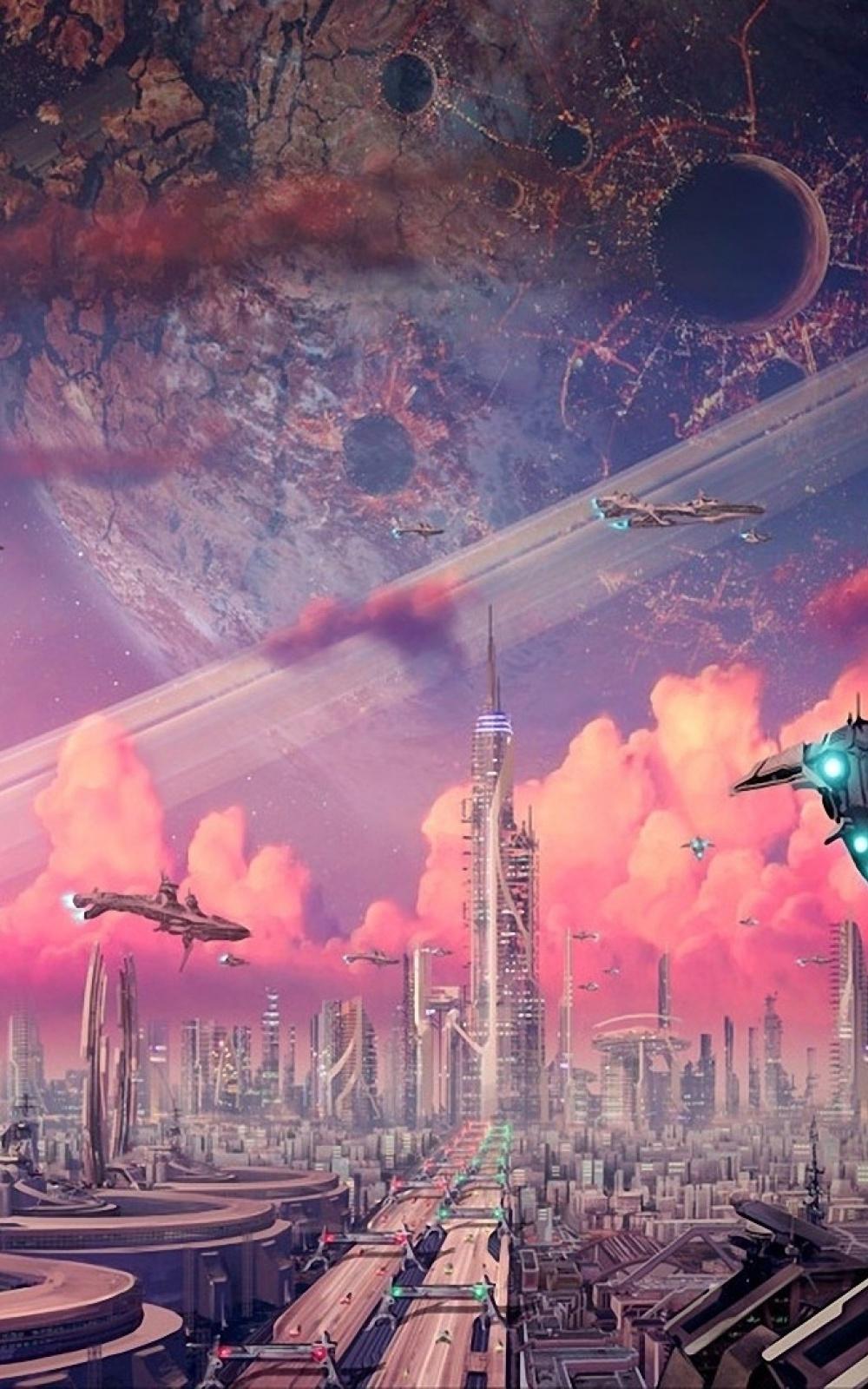 Najkrajie pozadia pre android sci fi a fantasy 34 pozadia voltagebd Choice Image