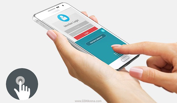 Mobilne platby Samsung