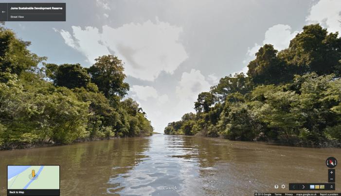 Amazonka_Google_Street