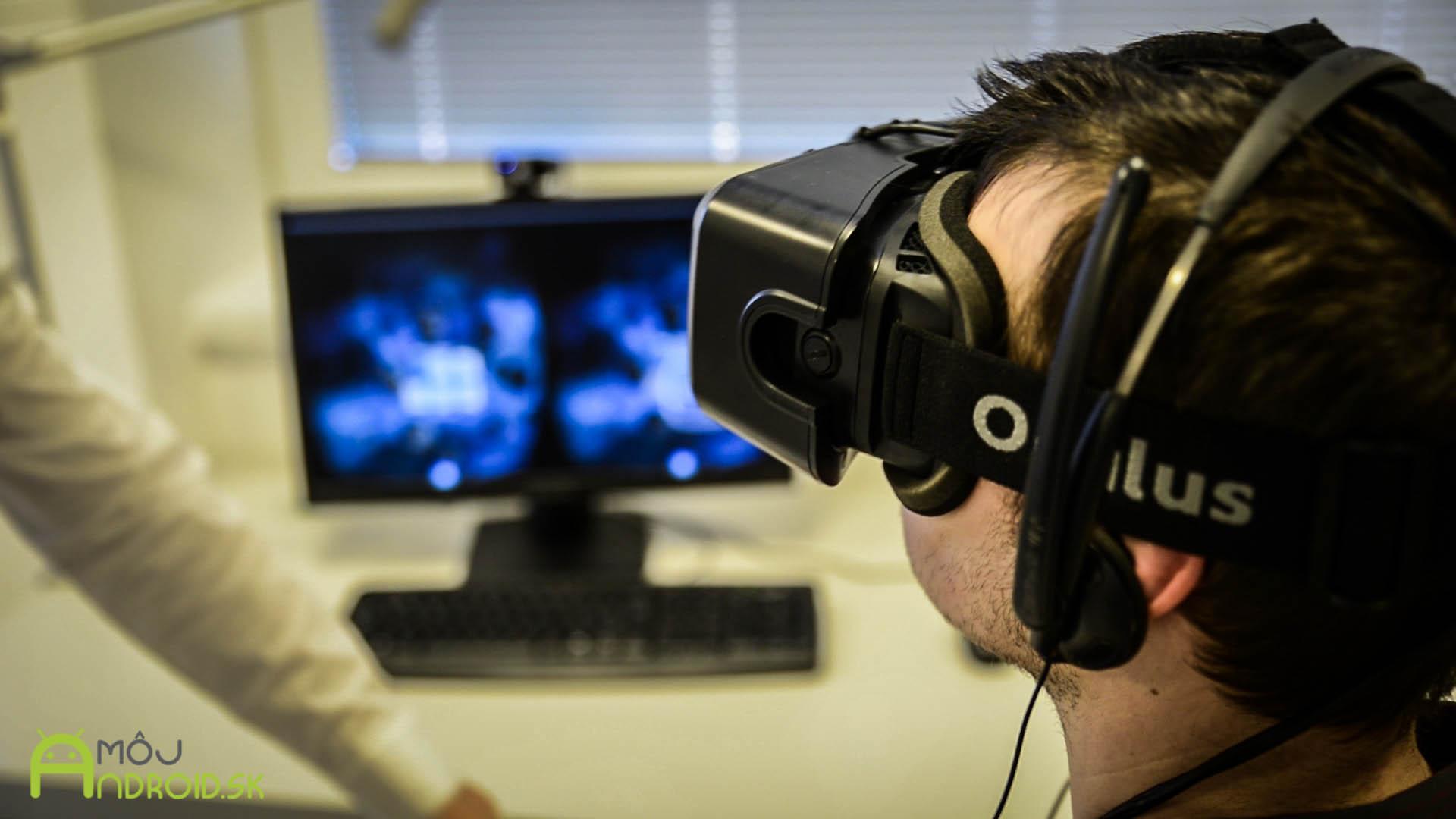 a35d6abed Všetko sa začína skríningovým vyšetrením pacienta, na ktorom sa zistí, či  je pacient vhodný na liečbu pomocou virtuálnej reality. Podľa toho lekári  spravia ...
