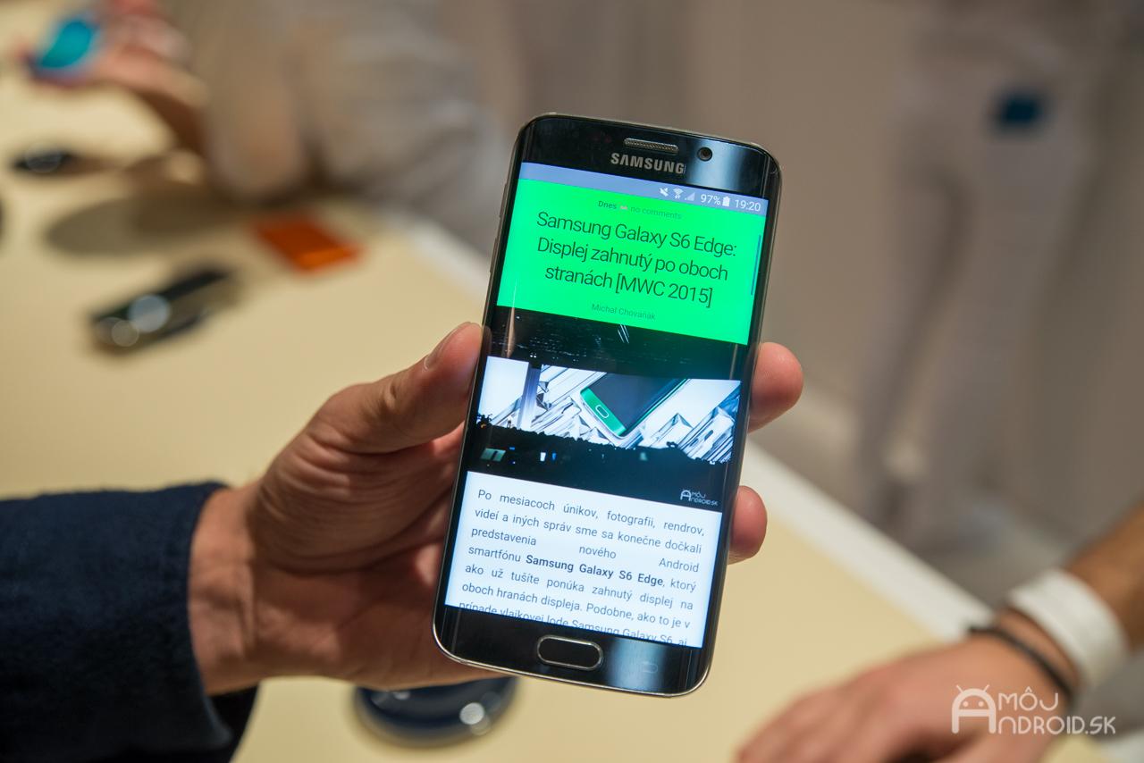 Samsung Galaxy S6 predstavený. Pozrite sa na novú definíciu galaxie ... db0471d9dc9
