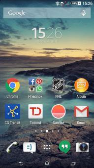 Sony Xperia E4 ScreenShot (1)