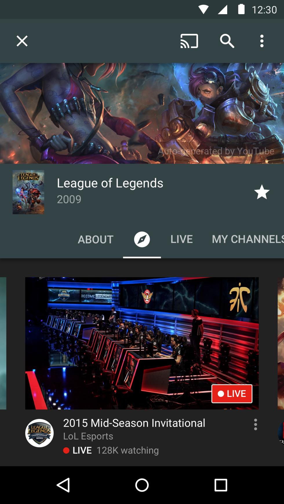 Yt Gaming App