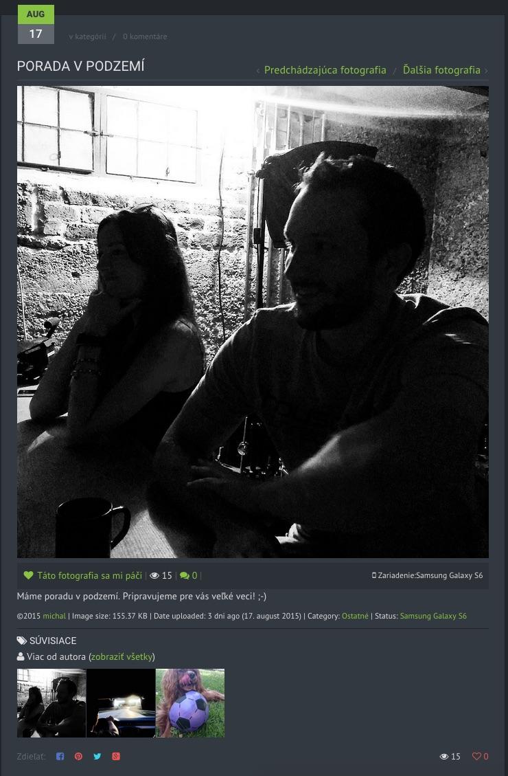 Foto_Mánia_»_Porada_v_podzemí