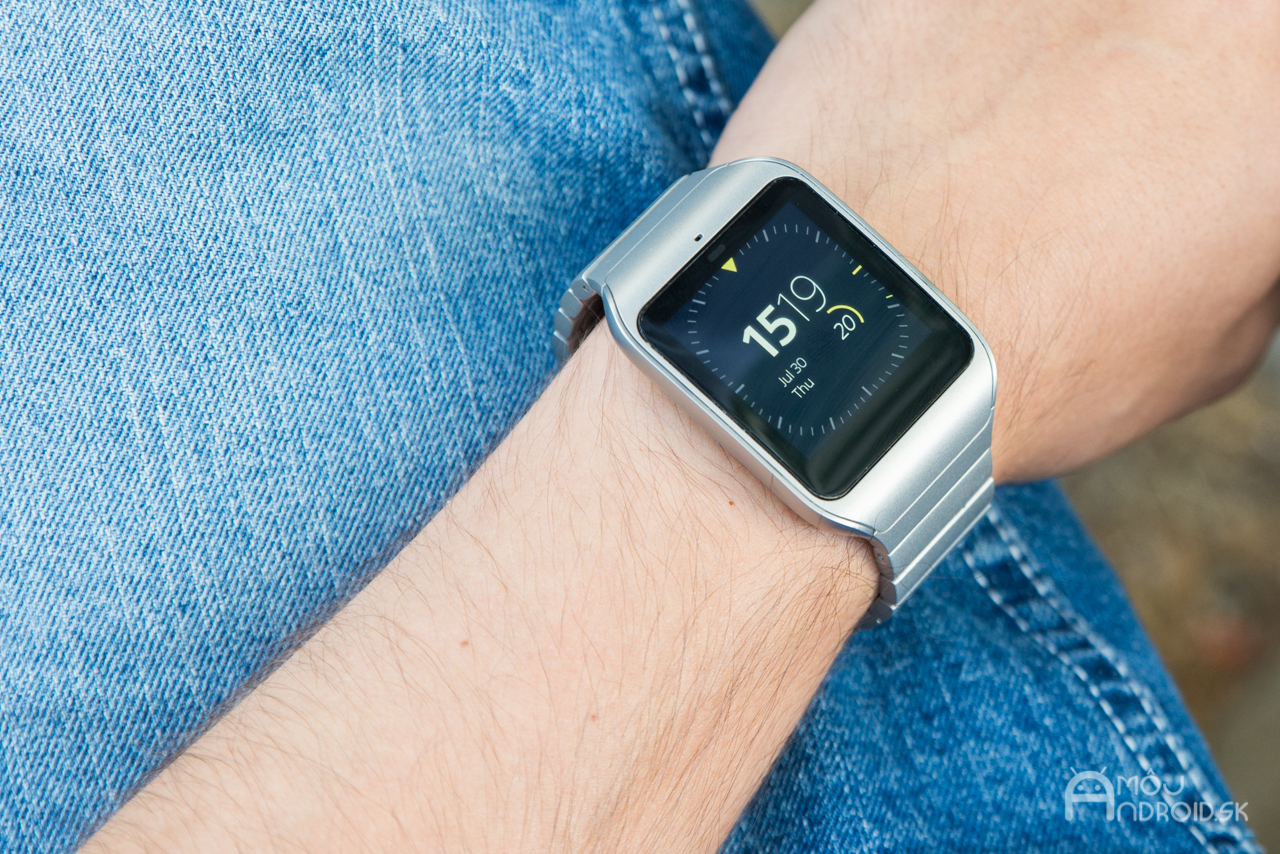 Inteligentné hodinky pre geekov cd31e3b148a