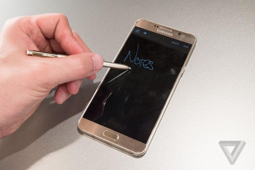 90e63c4a8 Samsung Galaxy Note 5 a Galaxy S6 Edge+ oficiálne predstavené. note5-16.0