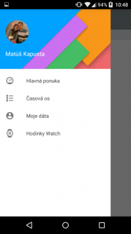 Alcatel OneTouch Watch Screenshot (3)