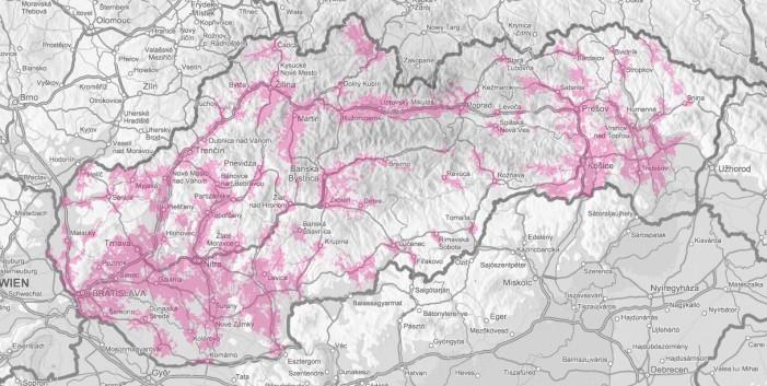 telekom 4G mapa pokrytia