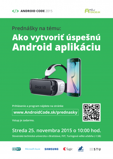 Android Code 2015 letak A3 BA