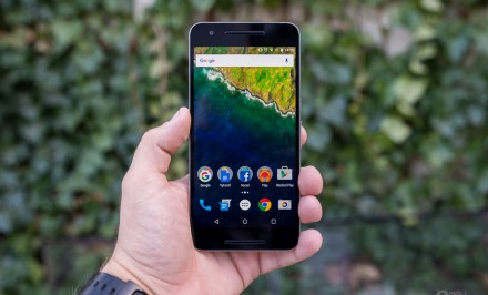 Nexus 6P smartfony