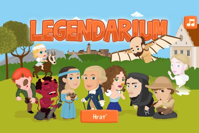 Legendarium 01