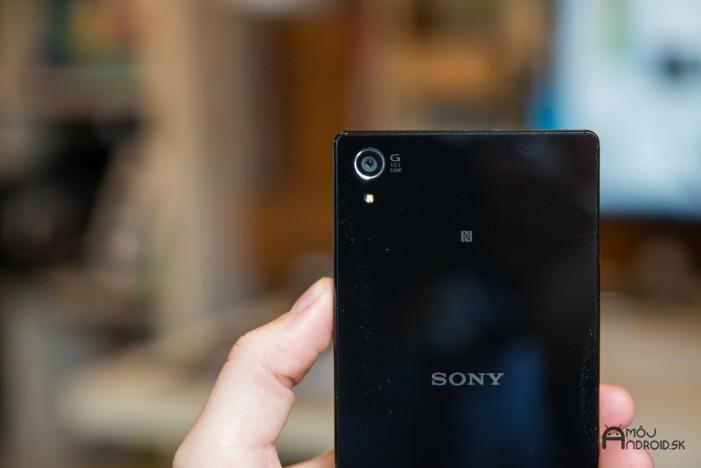 Sony IMX318 snezor Xperia Z5 Premium