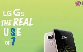 LG G5 reklama cover