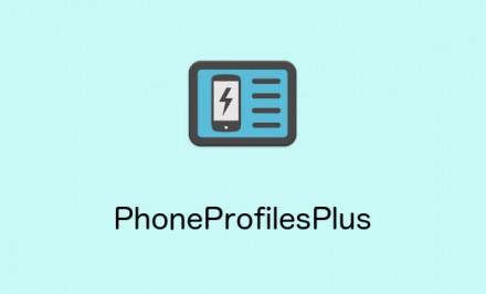 PhoneProfilesPlus Cover