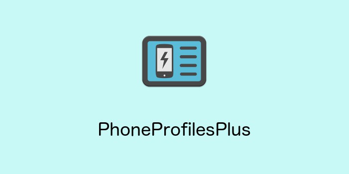 PhoneProfilesPlus Cover