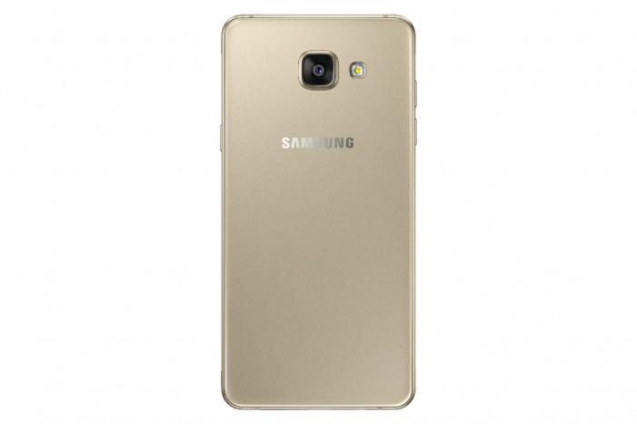Pohľad zozadu na Samsung Galaxy A (2016)