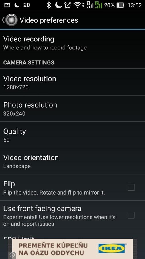 515342cd3 Ako zo starého smartfónu spraviť bezpečnostnú kameru