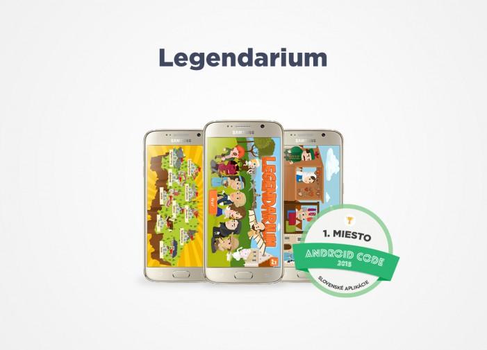 legendarium slovenske Android aplikacie