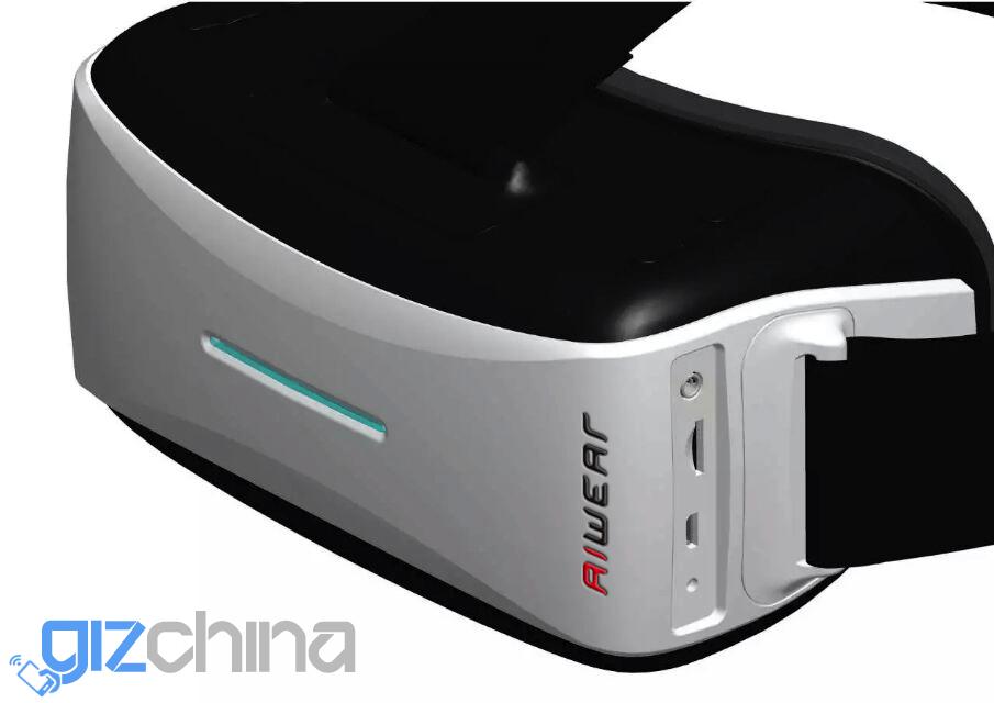 215304872 Aiwear VR sú VR okuliare, ktoré nepotrebujú PC ani smartfón
