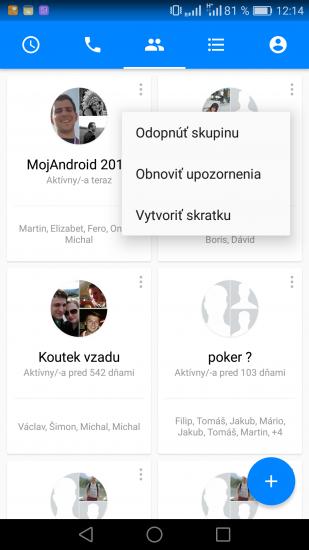 Facebook Messenger Screen 10