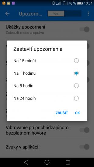 Facebook Messenger Screenn 2