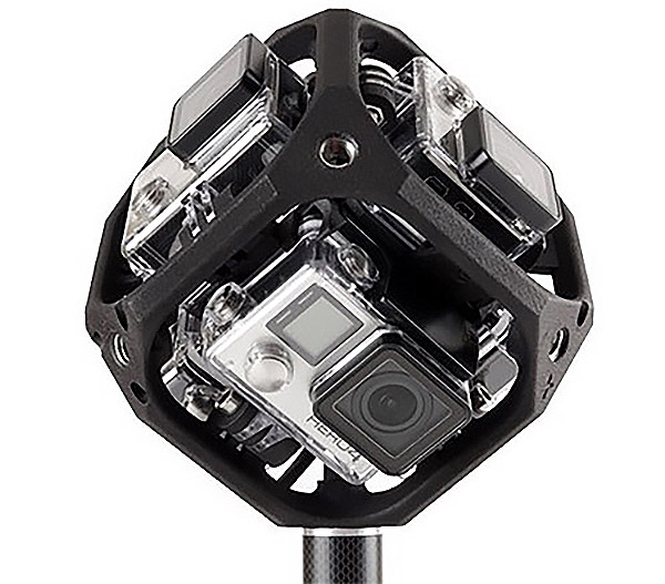 GoPro-spherical-camera-mount