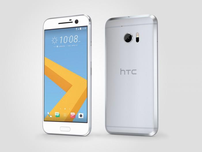 HTC 10_PerLeft_GlacierSilver