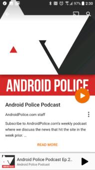 Hudba Google Play Podcasty 2