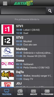 Antik TV GO 1