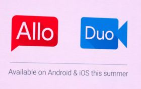 Google Allo Duo cover