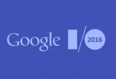 Google IO 2016 tema