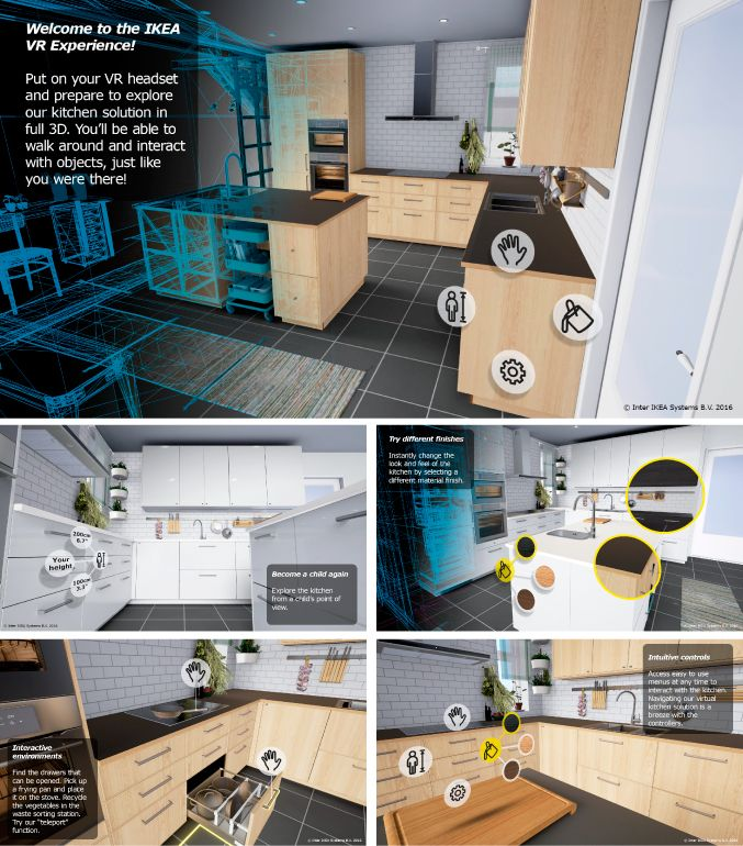 IKEA-VR-Experience