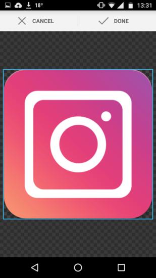 Instagram Navod Photo2