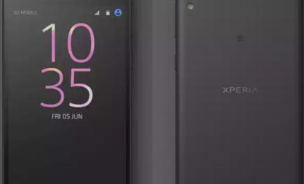 Sony Xperia E5 cover
