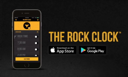 The Rock Clock cover