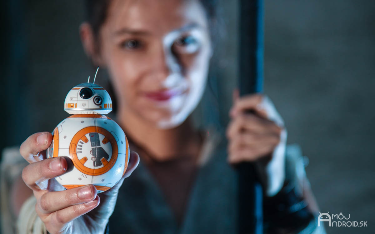 That Amazing New Star Wars Droid! 'BB-8' - YouTube